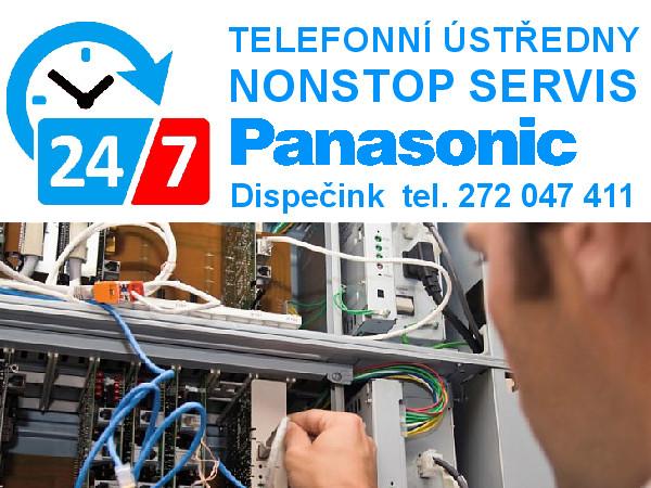 Profesionální servis telefonních ústředen